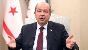 KKTC Cumhurbaşkanı Tatar: Dayatma ile bir çözüm olamaz…
