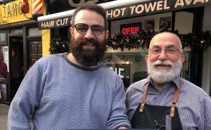Özkan Mehmet is among the top 10 best hairdressers