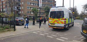 Stoke Newington okulunda bomba endişesi