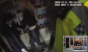 Londra'da bir kuaför salonunun bodrum katının bara dönüştürüldüğü belirlendi