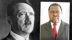 Adolf Hitler, Namibya'da seçim kazandı