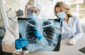 Yeni tarama tekniği, akciğerlerdeki hasarı 'gösterdi'