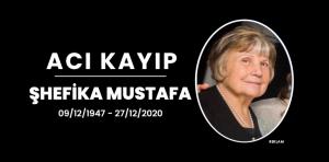 Acı Kayıp – Şhefika Mustafa