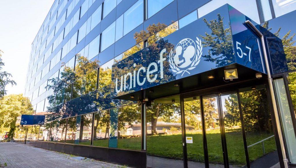 UNICEF, tarihinde ilk kez İngiltere'deki çocuklara yardım edecek