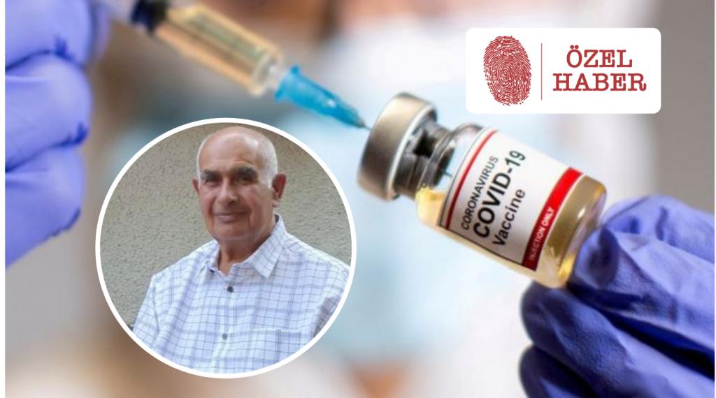 İngiltere'de koronavirüs aşısını yaptıran İsmayil amcamız konuştu: ''Hiçbir yan etki yaşamadım''