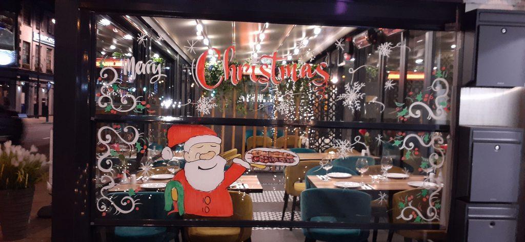 Noel ve yılbaşı kutlamalarına Nilgün Baklacı imzası