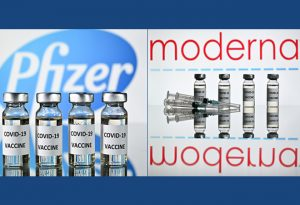 Moderna ve Pfizer – BioNTech koronavirüs aşısını Avrupa'da pazarlamak için izin başvurusu yaptı