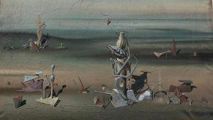 Havalimanında unutulan 280 bin euroluk tabloyu çöpte buldu