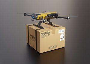Kargo 'drone'larına vize çıktı