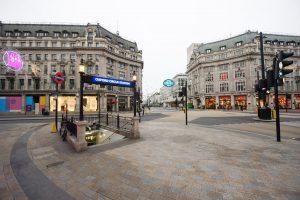 BRC: İngiltere'de kapatılan mağazaların haftalık satış kaybı 2 milyar Pound'a ulaştı
