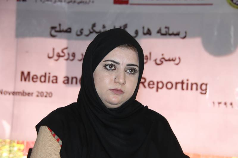 Afgan gazeteci Malala Maiwand arabasında öldürüldü