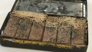 Avustralya'da 120 yıllık çikolata bulundu