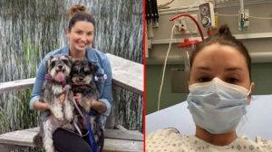 Genç kadın, 257 gün önce yakalandığı koronavirüsün belirtilerini halen yaşamaya devam ediyor