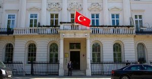 Türkiye Londra Büyükelçiliği'nden önemli duyuru