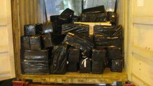 İngiltere'de muz posası kargosunda 100 milyon Pound değerinde uyuşturucu ele geçirildi