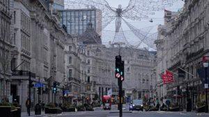 İngiliz ekonomisi 2020 yılının kasım ayında yüzde 2,6 daraldı