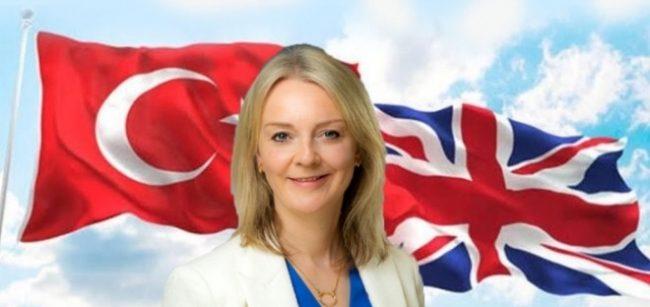 İngiltere-Türkiye arasında Serbest Ticaret Anlaşması imzalandı