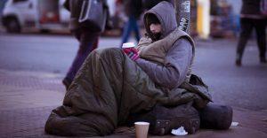 İngiltere'de sokakta yaşamını yitiren evsiz sayısı 2019'da son 7 yılın en yüksek seviyesine ulaştı