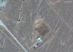 İran yer altına nükleer tesis inşa ediyor! Görüntüleri ortaya çıktı