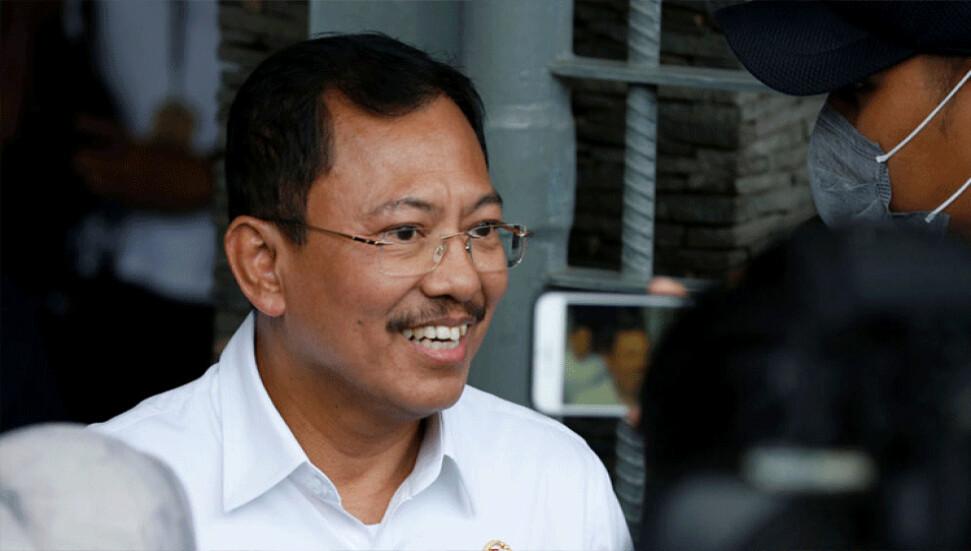 Endonezya'da ilk aşı Devlet Başkanına yapılacak