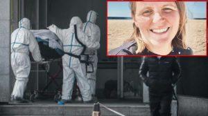 Koronavirüse yakalanan İngiliz kadın: 'Üçüncü günde hayatımdaki en korkunç baş ağrısı ile uyandım'