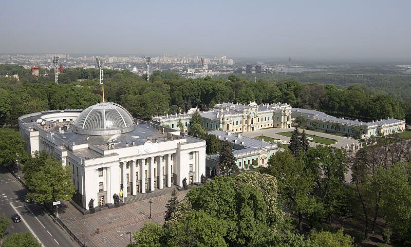 Ukrayna Parlamentosu, İngiltere ile serbest ticaret anlaşmasını onayladı