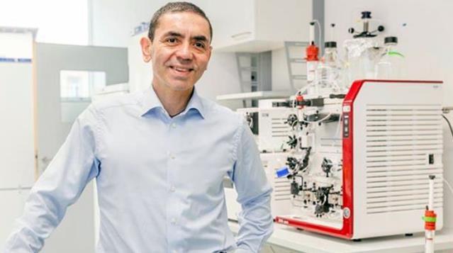 Prof. Dr. Uğur Şahin canlı yayında duyurdu: Türkiye'de de aşı üretmeyi planlıyoruz