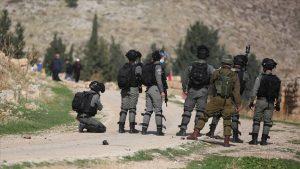 İsrail güçleri Batı Şeria'da 18 Filistinliyi gözaltına aldı
