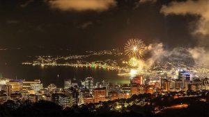 Samoa, Kiribati, Yeni Zelanda ve Fiji yeni yıla ilk giren ülkeler oldu
