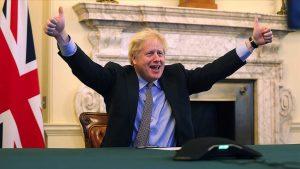 İngiltere Başbakanı Johnson: AB ile ticaret anlaşmasına varılmasıyla kontrolü geri aldık