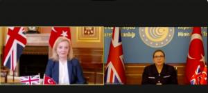 """""""İngiltere, Türkiye ile serbest ticaret anlaşması imzalayarak insan hakları ihlallerini göz ardı etti"""""""