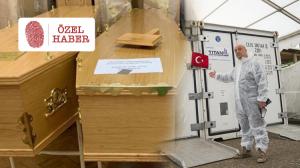 Londra'da morglar doldu: Shacklewell Lane Türk Camisi'ne morg konteynerler yerleştirildi
