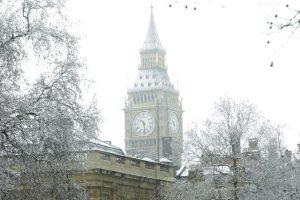 Londra'da hava sıcaklığı eksiye düşecek