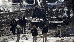 Nashville patlaması şüphelisinin mektubundan: Uzaylılar 2011'den beri Dünya'ya saldırıyor