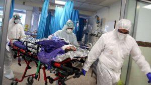Aşıyı rededenler Hindistan varyantından hastanede