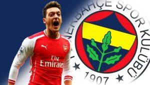 Mesut Özil , Fenerbahçe'ye transfer oluyor