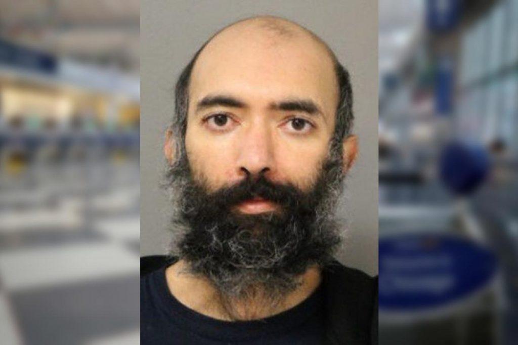 Koronavirüsten korktuğu için üç ay gizlice havalimanında yaşayan adam tutuklandı