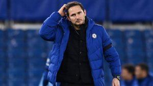 Chelsea'de Frank Lampard'ın görevine son veriliyor