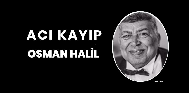 Osman Halil