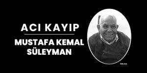 Mustafa Kemal Süleyman