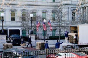 Trump Ailesi Beyaz Saray'dan taşınıyor