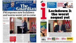 İngiliz medyası manşetleri: En başa geri döndük