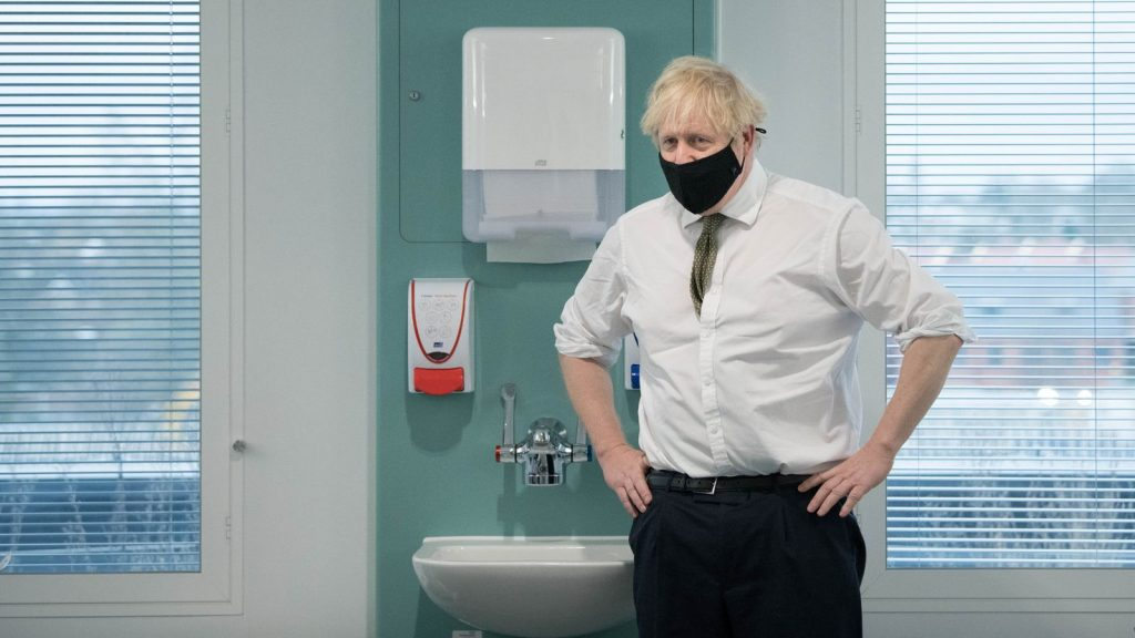 Johnson: 'tougher measures' set to be announced