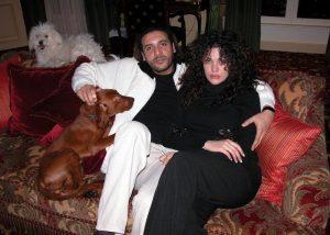 Kaddafi'nin gelini Aline Skaf dehşet saçtı