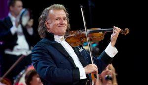 Andre Rieu orkestrasını yaşatmak için gerekirse 400 yıllık Stradivarius kemanını satacak