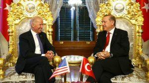 Biden yemin etti, Financial Times'ın Erdoğan yorumu dikkat çekti