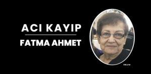 Fatma Ahmet
