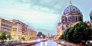 2021'de en çok seyahat hayali kurulan destinasyon Berlin oldu