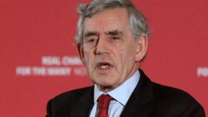 Gordon Brown: Covid krizi sonrası Birleşik Krallık'ın yönetim yapısı gözden geçirilmeli