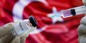 Türkiye'de Covid-19 aşısı yapılan kişi sayısı 1 milyonu geçti